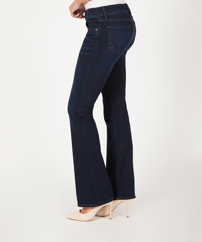 Natalie Bootcut, Short Inseam (Winsome Wash)-Kut from the Kloth