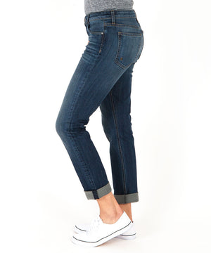 Catherine Slouchy Boyfriend, Exclusive (Presentable Wash)-Denim-Kut from the Kloth