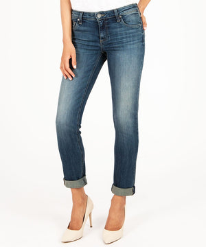 Catherine Relaxed Boyfriend, Exclusive (Protected Wash)-Denim-00-Total W/Dk Stone Base Wash-Kut from the Kloth