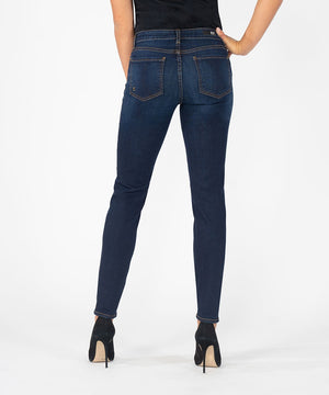 Diana Relaxed Fit Skinny, Long Inseam (Brightness Wash)