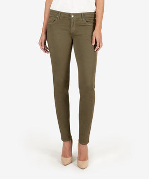 Diana Relaxed Fit Skinny, Exclusive (Army)-Denim-Kut from the Kloth