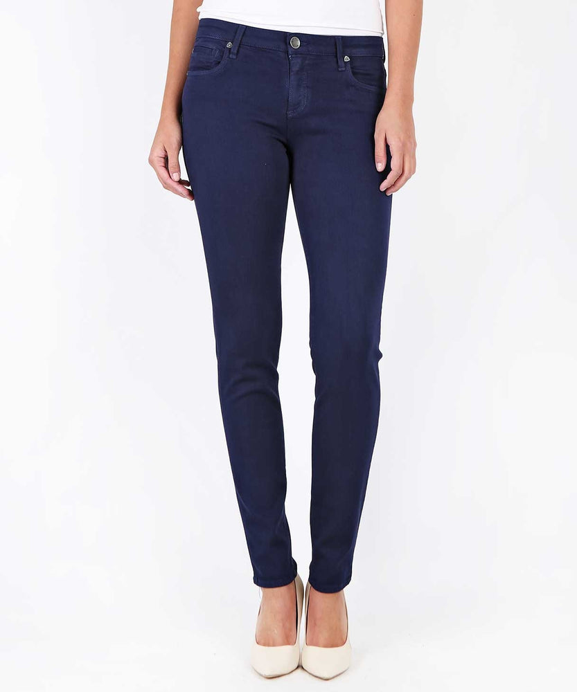 Diana Color Relaxed Fit Skinny, Exclusive (NAVY)