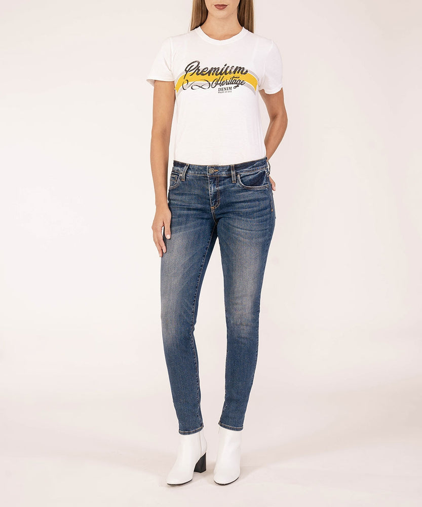 Premium Heritage Diana Relaxed Fit Skinny (Broadway Wash)