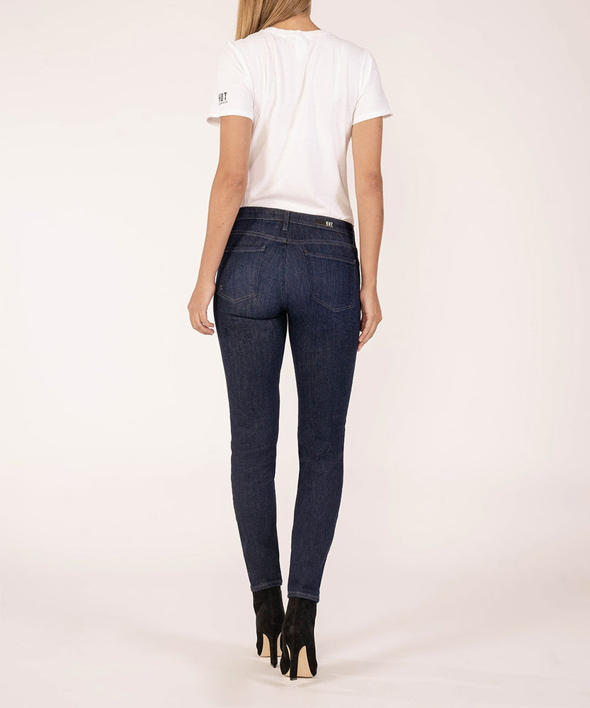Premium Heritage Diana Relaxed Fit Skinny (Pacific Wash - Eco Friendly Wash)