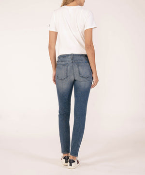 Premium Heritage Diana Relaxed Fit Skinny (Vintage California Wash)-PREMIUM HERITAGE DENIM-Kut from the Kloth