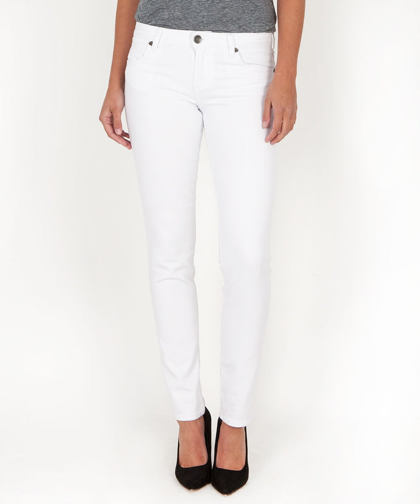 Diana Relaxed Fit Skinny, Exclusive (White Wash)