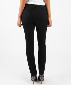 Diana Relaxed Fit Skinny (Black)-Kut from the Kloth