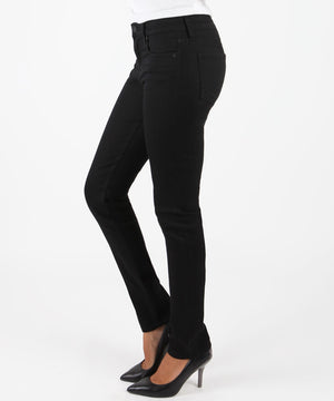 Diana Relaxed Fit Skinny (Black)-Denim-Kut from the Kloth