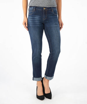 Catherine Boyfriend (Easily Wash)-Denim-Kut from the Kloth