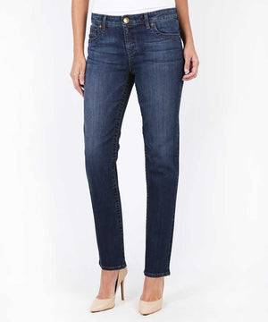 Stevie Straight Leg Short Inseam, Exclusive (Breezy Wash)
