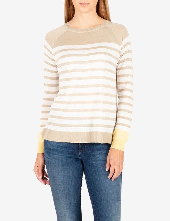 Bianka Stripe Sweater