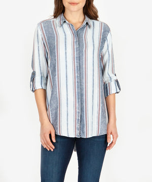 Phoenix Button Down Shirt-Kut from the Kloth