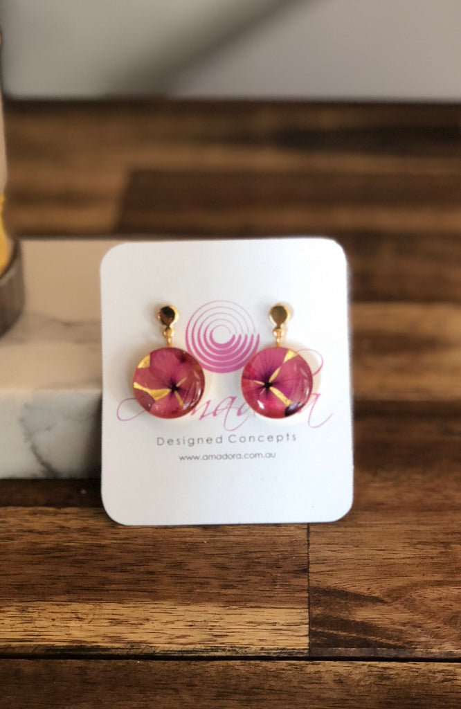 Silvana Earrings