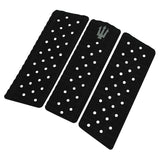 FK 3 Piece Centre Tail Pad - Black