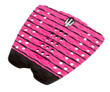 FK Brenno Dorrington Tail Pad - Camo-Black / Pink