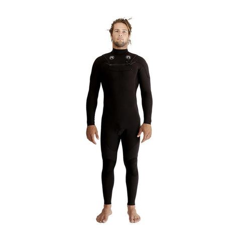 MATUSE Dante 3/2mm Full Suit Black