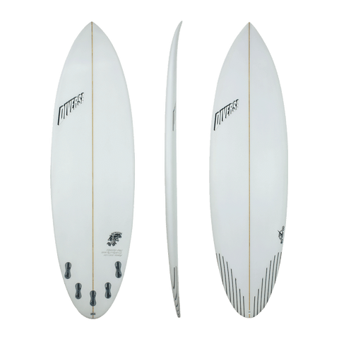 Diverse Racing Mullet Short Board