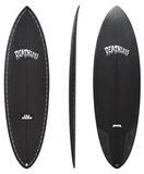 Deathless 'The Kill Machine' in White or Black 5'4-6'2