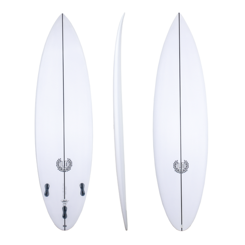 LD El Capitano Short Board