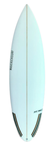 MVK 'Pitt Boss' Shortboard