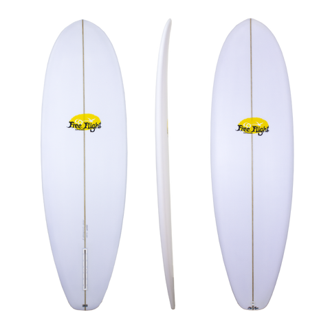 Free Flight 'Stubbie' Single Fin 5'6-6'2