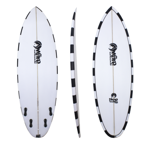 Onfire 'Smooth Star' Multi Shortboard 5'6-6'2