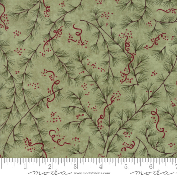 Once Upon A Memory Green 6732-18 B493