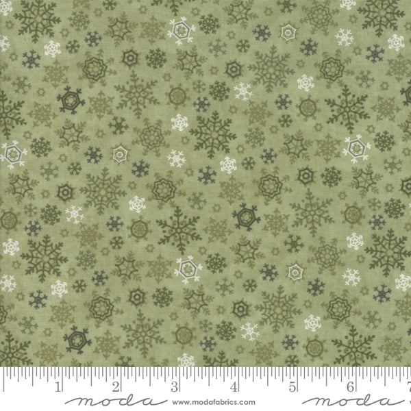Once Upon A Memory Green 6735-18 B496