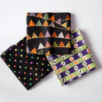 Halloween Fat Quarter Selection F24