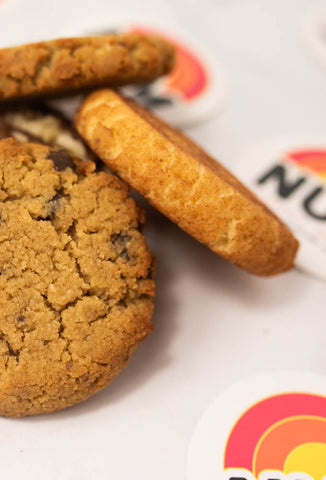 Logan, Utah's Num Gourmet Desserts created this keto-friendly snickerdoodle cookie. keto snickerdoodle cookie, logan utah cookies, logan utah keto desserts, num gourmet desserts, keto sweets, keto treats, low carb keto cookie #NumGourmetDessrts #LoganUtah #LoganUtahDessert #KetoDessert #KetoBreakfast #KetoSweets #DiabeticFriendlyDesserts #KetoDiet #GuiltFreeDessert #HighProteinDessert