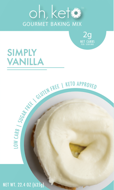 Simply Vanilla Gourmet Baking Kit