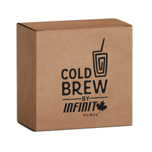 Cold Brew 12 or 24 Pack - Protein Coffee