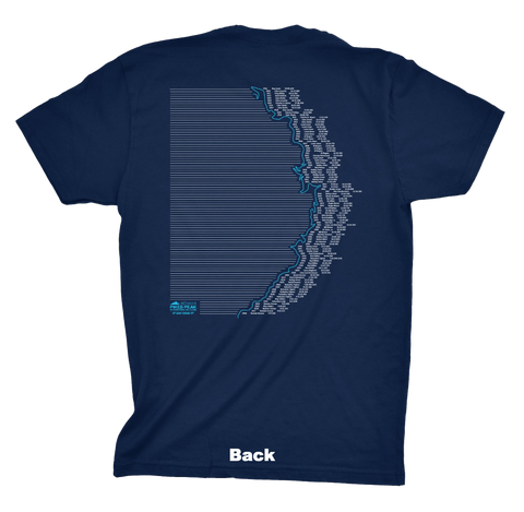 Course Winners Tee - Blue