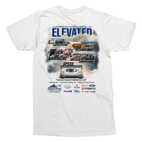 Elevated Event Tee '19