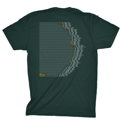 Course Winners Tee - Green