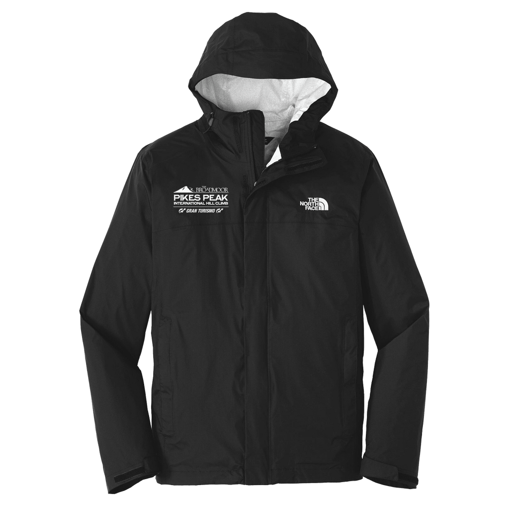 Pikes Peak International Hill Climb - North Face Rain Jacket