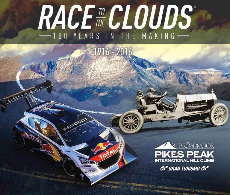 Race to the Clouds - DVD