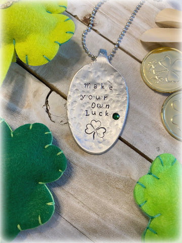 Saint Patrick's Day Necklace