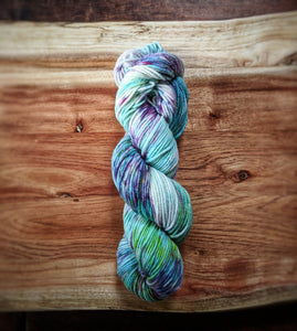 Northern Lights on Natural Worsted