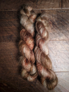 Ginger Snap on Aura Mohair