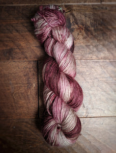 Wilted Rose Petal on Hip DK Singles