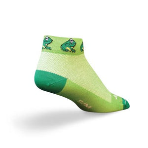 FROGGIE - Laughing Sock, Sports Socks - socks, Sock Guy - Hot Sox, Sock Guy, Socksmith