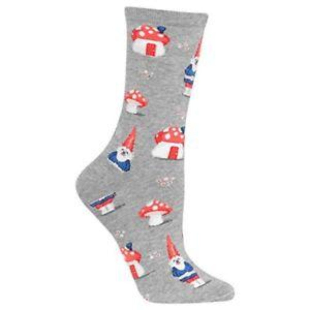 Women's Gnomes Hat Socks