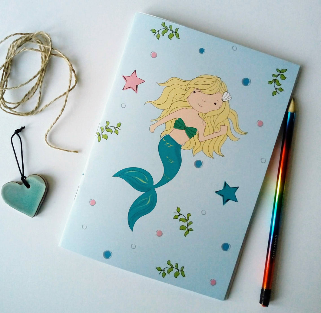 Mermaid Notebook