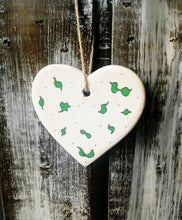 Load image into Gallery viewer, Personalised Ceramic Heart