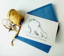 Load image into Gallery viewer, Polar Bears Christmas Card Pack