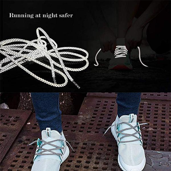 Reflective Sports Shoelaces