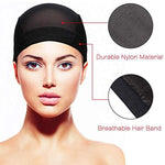 Mesh Cap wig cap for making wigs Weaving Cap hair net Elastic Nylon Breathable Mesh hairnets