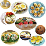 Hot Sale-Egg Cooker-Boil Eggs Without the Egg Shell