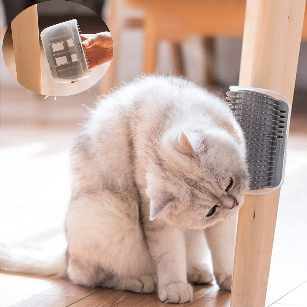 Cat Corner Groomer Massage Comb